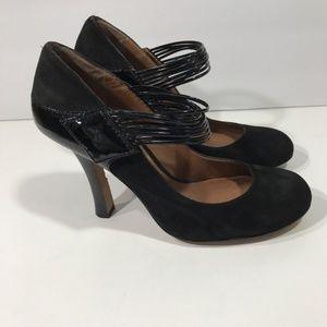 Modern Vintage Edwiges Shoe Art Deco Pumps 37 / 7